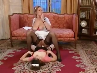Mozenrath Presents : Vintage Two Beuty Italian Young lady Lesbian